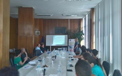 Екипът на сдружение ЦРПБ проведе пресконференция в Златоград